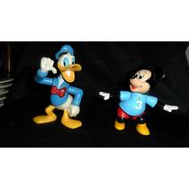 Pato Donald Y Mickey Antiguos