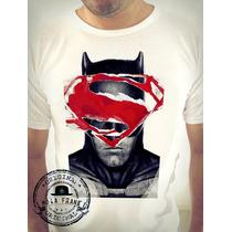 Batman Vs Superman - Remeras Personalizadas - Sublimadas