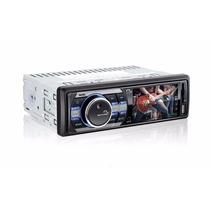 Rádio Mp5 Tela 3.0 Lcd Multilaser Rock Usb Sd Aux P3180