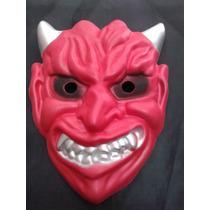 Mascara De Goma Eva De Diablo