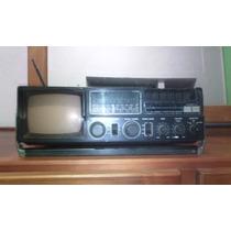 Radio Casett Y Tv Marca Liberty Modelo Ns 500a