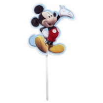 Wilton 2113-7071 Mickey Mouse Clubhouse Magdalena / Torta Fu