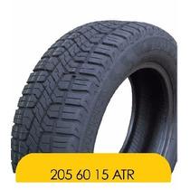 Pneu 205/60 R15 Modelo Atr Tyre Remold Promoção Imperdível