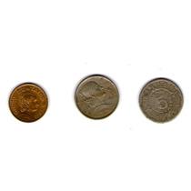 Monedas Antiguas Mexicanas De 5 Centavos