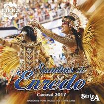 Sambas De Enredo Carnaval 2017 - Cd Lierj - Original