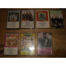 Mister Chivo 7 Casset Originales Grupero