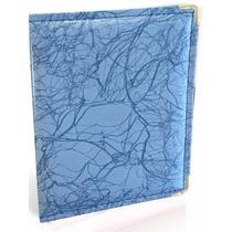 Pasta Para Louvores Azul Nº3 - Alta Qualidade