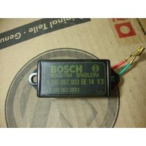 Regulador Voltagem Alternador Fusca Kombi Gol Bx Original Vw