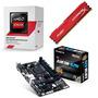 Kit Ga-am1m-s2h + Athlon 5350 Quad Core 2.05 Ghz + 4 Gb 1600
