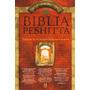 Biblia Peshitta Piel Negro