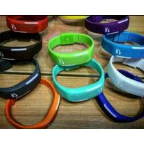 Kit-lóte 100 Pulseira De Led Nike- Bracelete Pronta Entrega.