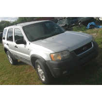 Ford Escape 2002 ( En Partes ) 2000 -2006 Motor 3.0