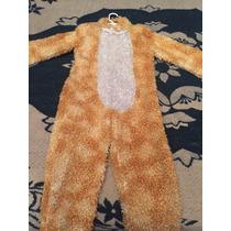 Disfraz De Conejo - Hallowen - Para Niño