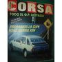 Revista Corsa 953 Prueba Cupe Ford Sierra Xr4 Gp Italia F1