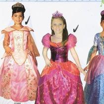 Disfraz Princesa Rosado Talla 10 Carnavalito Perocontenta