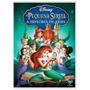 Dvd A Pequena Sereia 3 - A História De Ariel