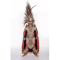 Traje De Azteca Hombre