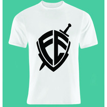 Camiseta Personalizada - Fé André Valadão