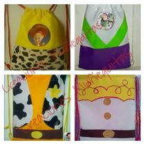 Morralitos Dulceros Infantiles Toy Story Woody Jessie Buzz