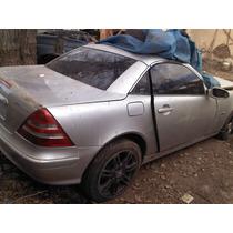 Mercedes Benz Slk 230 Kompressor 2004 Partes