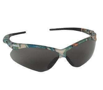 4bfef2e2caa2d Óculos De Proteção Nemesis Armação Camuflada Lente Fumê - R  48,90 em  Mercado Livre
