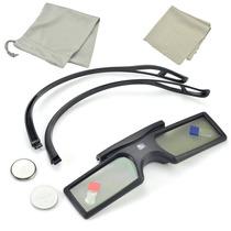 Óculos 3d Dlp Ativos Projetores Optoma Benq Acer Vivitek Etc