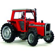 Trator Miniatura Massey Ferguson 590 - Escala 1/32