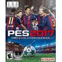 Pro Evolution Soccer 2017 Pc Original Steam - Somos Platinum