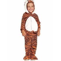 Disfraz De Tigre Para Niños Orignales Importados Talla (2-3)