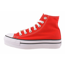 Converse All Star Plataform Hi Ox