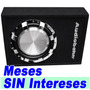 Cajon Car Audio 10p Edicion Slim Original Audiobanh 180w Rms