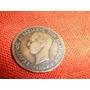 Antigua Moneda De Grecia,5 Lepta Cobre Del Año 1869. Ver!
