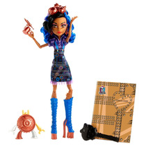 Boneca Monster High Aula De Arte Robecca Mattel
