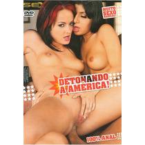 Dvd Detonando A Américas Sexxxy (usado)