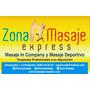 Masaje Corporativo, Masaje Deportivo Y Masajes In Company.