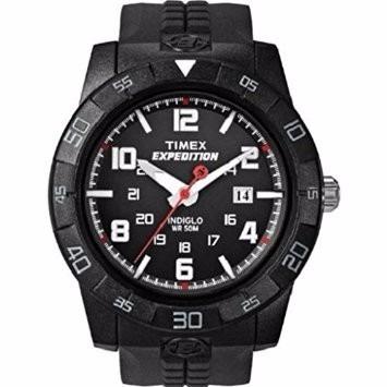 f194aae85232 Reloj Timex (49831) Caucho Negro Distribuidor Oficial -   4.100