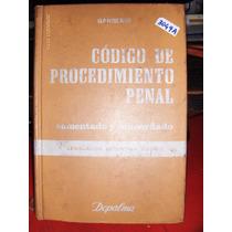 Código De Procedimiento Penal Comentado Concordado Barberis