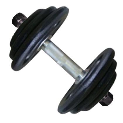 barra halter maciça academia anilhas rosca 25 4mm r 47 90 em