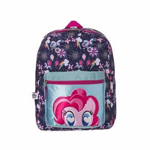 2937a19e565 Mochila Pinkie Pie Kínder My Little Pony -   549.00 en Mercado Libre