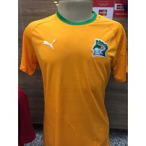 Camisa Do Costa Do Marfim Original