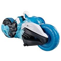Max Steel Moto Turbo Vehículo Con Figura