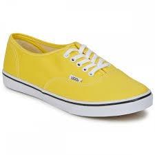 fbb1b02ecf Tenis Vans Amarelo Num. 39 - R  229