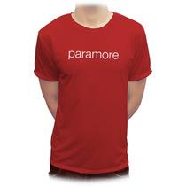 Paramore / Playeras Y Blusas /