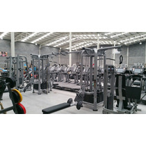 Muscle D Jungla 8 Estaciones Similar Mj8 Life Fitness