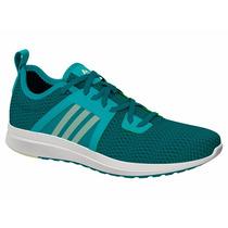 Zapatillas Adidas Running Durama Mujer Verde