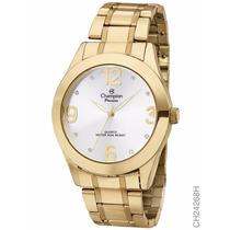 Kit Com 2 Relógios Champion Feminino Ch24268h E Ch24259h