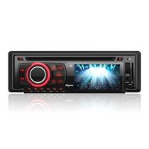 Dvd Player Automotivo Aquarius Bluetooth Quatro Rodas