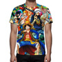 Camisa, Camiseta Anime One Piece - Estampa Total