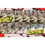 Shape Skate Girl Dgk Flip 8, 8.1 Maple Girl Gringo Importado