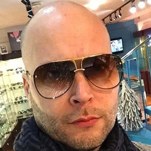 92741b3963363 Óculos Sol Dita Decade Two Dourado C Lente Degradê Masculino - R  528